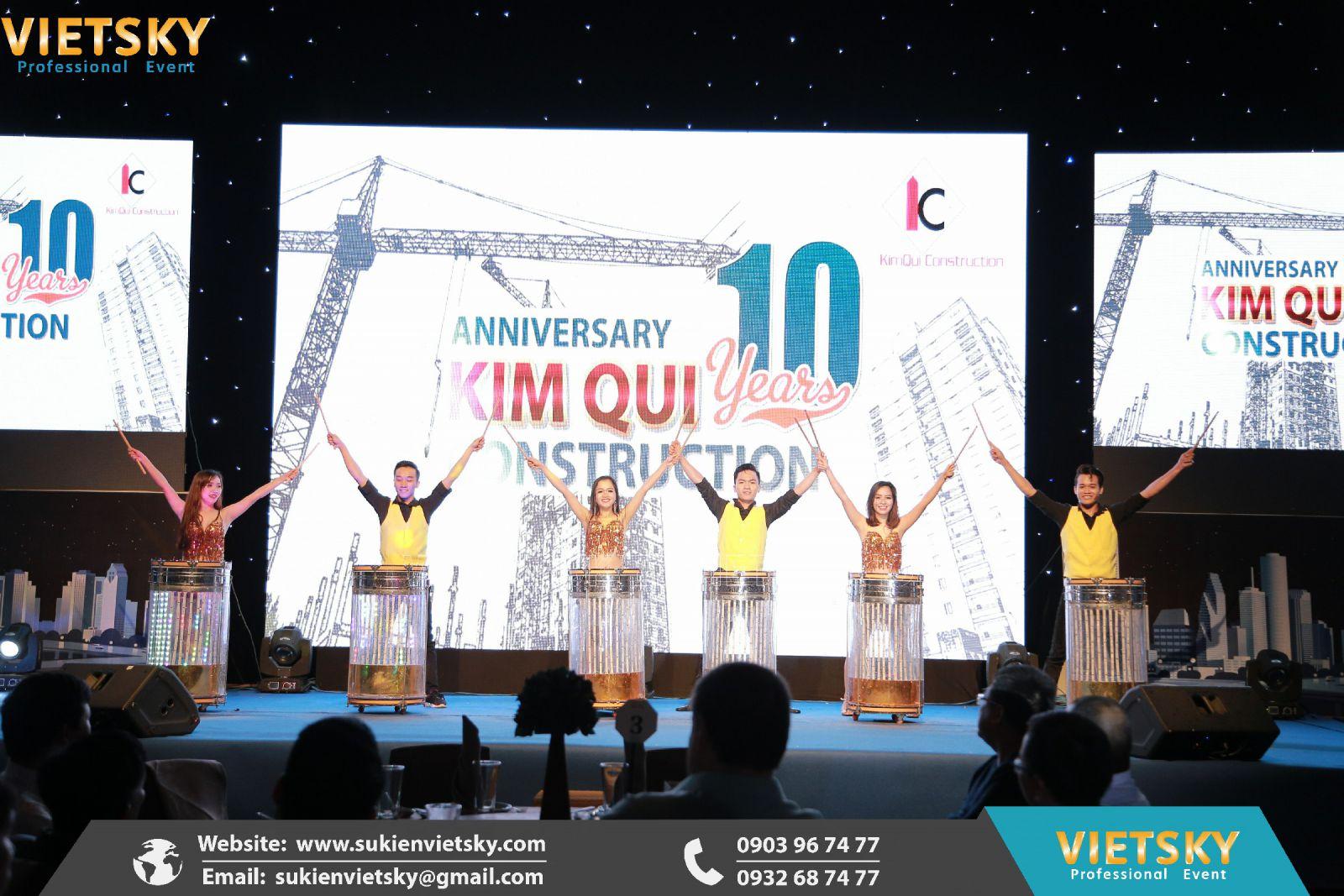 công ty tổ chức lễ kỷ niệm cho công ty tại đồng nai