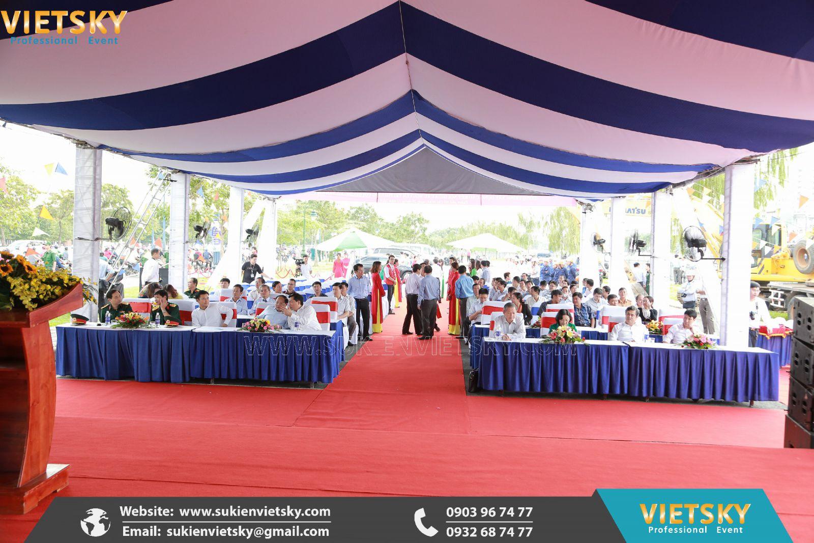 tổ chức lễ khởi công chuyên nghiệp tại đồng nai
