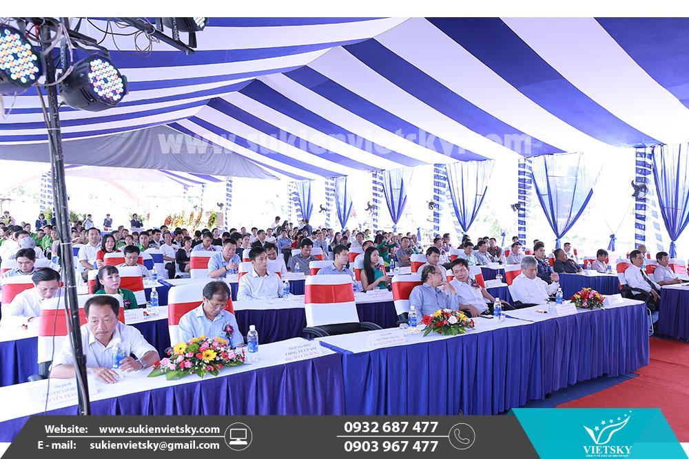 Công ty tổ chức lễ khởi công tại Đồng Nai