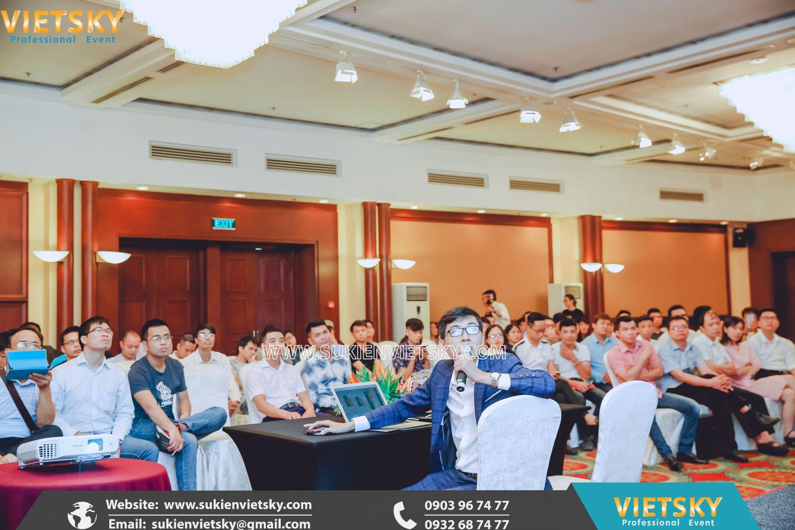 sự kiện hội thảo chuyên nghiệp tại hcm