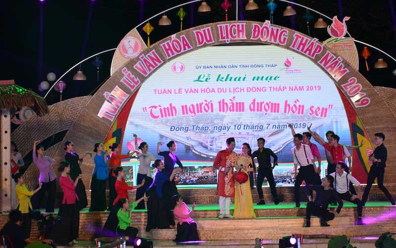 Tuần lễ Văn hóa, Du lịch Đồng Tháp năm 2019